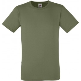 Fruit of the Loom | Fitted Valueweight T | Classic Olive