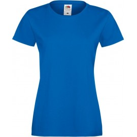 Fruit of the Loom | Lady-Fit Sofspun T | Royal Blue