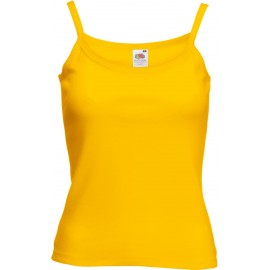 Fruit of the Loom | Lady-Fit Strap T | Sunflower
