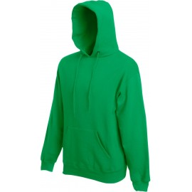 Fruit of the Loom | Hooded Sweat | Kelly Green