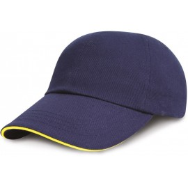 Result Headwear | RC024XP | Navy & Yellow