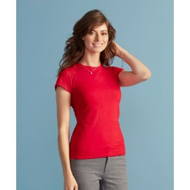 Gildan | Softstyle Ladies Ring Spun T