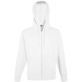 Fruit of the Loom | Lightweight Hooded Sweat Jacket