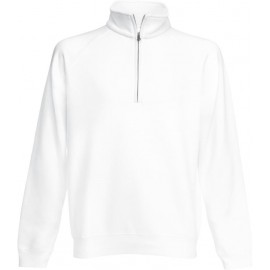 Fruit of the Loom | Classic Zip-Neck Sweat
