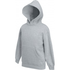 Fruit of the Loom | NEW Kids New Hooded Sweat