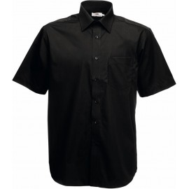 Fruit of the Loom | Poplin Shirt SSL