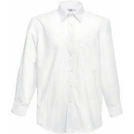 Fruit of the Loom | Poplin Shirt LSL